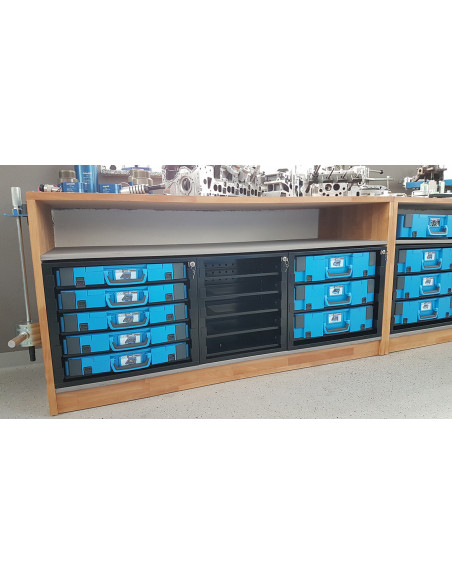 System cabinets